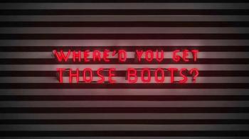 DSW TV Spot, 'Those Boots' - Thumbnail 1