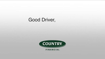 Country Financial TV Spot, 'Driver Discounts' - Thumbnail 7