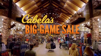 Cabela's Big-Game Sale TV Spot, 'Are You Ready?' - Thumbnail 6