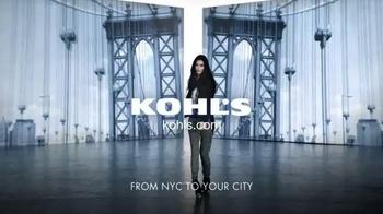 Kohl's TV Spot, 'Elie Tahari for DesigNation' Featuring Elie Tahari - Thumbnail 10