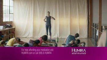 HUMIRA TV Spot, 'Back in Shape' - Thumbnail 10