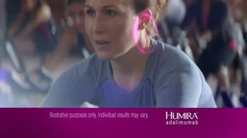 HUMIRA TV Spot, 'Back in Shape' - Thumbnail 4