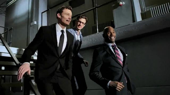 Macy's Men's Wardrobe Sale TV Spot, 'Suits from your Favorite Designers' - Thumbnail 3