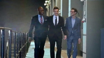 Macy's Men's Wardrobe Sale TV Spot, 'Suits from your Favorite Designers' - Thumbnail 5