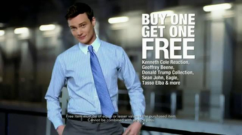 Macy's Men's Wardrobe Sale TV Spot, 'Suits from your Favorite Designers' - Thumbnail 7