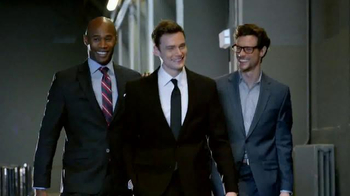 Macy's Men's Wardrobe Sale TV Spot, 'Suits from your Favorite Designers' - Thumbnail 8