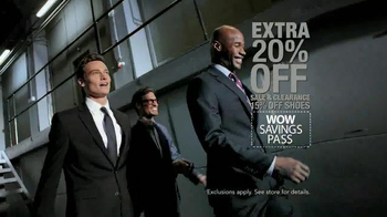 Macy's Men's Wardrobe Sale TV Spot, 'Suits from your Favorite Designers' - Thumbnail 9