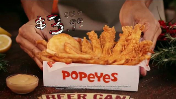 Popeyes Beer Can Chicken TV Spot [Spanish] - Thumbnail 9