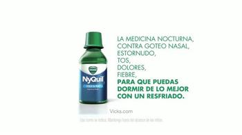 Vicks NyQuil TV Spot, 'Día de Reposo' [Spanish] - Thumbnail 7
