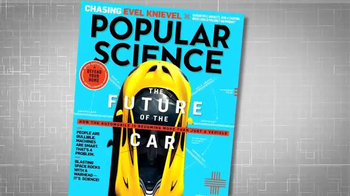 Popular Science Magazine October 2014 Issue TV Spot, 'Future of the Car' - Thumbnail 2