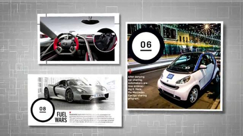 Popular Science Magazine October 2014 Issue TV Spot, 'Future of the Car' - Thumbnail 5