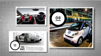 Popular Science Magazine October 2014 Issue TV Spot, 'Future of the Car' - Thumbnail 6