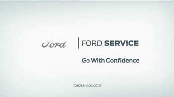 Ford Service Big Tire Event TV Spot, 'Level of Confidence' - Thumbnail 9