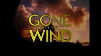 Gone with the Wind 75th Anniversary Blu-ray and Digital HD TV Spot - Thumbnail 1
