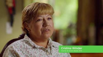 Xoom TV Spot, 'Cristina Recomienda Xoom' [Spanish] - Thumbnail 1