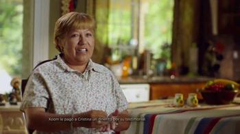 Xoom TV Spot, 'Cristina Recomienda Xoom' [Spanish] - Thumbnail 3