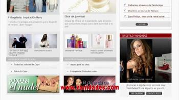 Vanidades TV Spot, 'Para la Mujer Moderna' [Spanish] - Thumbnail 4