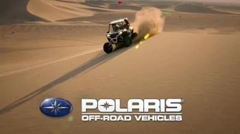 Polaris RZR XP 1000 HO TV Spot, 'Unrivaled, Unmatched, Unbeatable' - Thumbnail 3