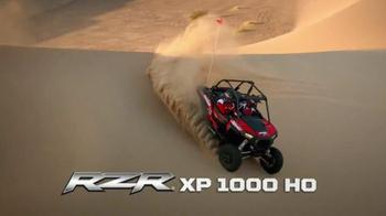 Polaris RZR XP 1000 HO TV Spot, 'Unrivaled, Unmatched, Unbeatable' - Thumbnail 6