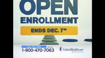 UnitedHealthcare TV Spot, 'Open Enrollment Ending'