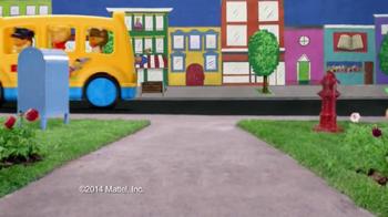 Fisher Price Little People Musical Preschool TV Spot [Spanish] - Thumbnail 2