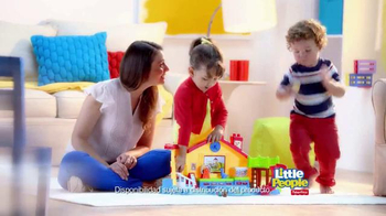 Fisher Price Little People Musical Preschool TV Spot [Spanish] - Thumbnail 4