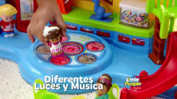Fisher Price Little People Musical Preschool TV Spot [Spanish] - Thumbnail 5