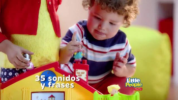 Fisher Price Little People Musical Preschool TV Spot [Spanish] - Thumbnail 8