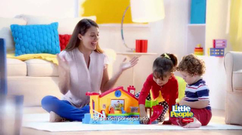 Fisher Price Little People Musical Preschool TV Spot [Spanish] - Thumbnail 9