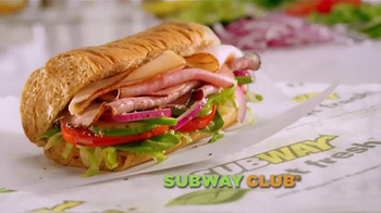 Subway Club TV Spot, 'Sea Activo' [Spanish] - Thumbnail 5