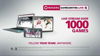 Rogers NHL GameCentre Live TV Spot, 'Hockey' - Thumbnail 7
