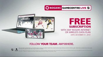Rogers NHL GameCentre Live TV Spot, 'Hockey' - Thumbnail 8