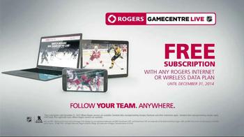 Rogers NHL GameCentre Live TV Spot, 'Hockey' - Thumbnail 9