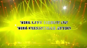 Live Nation TV Spot, 'Trans-Siberian Orchestra: The Christmas Attic' - Thumbnail 3