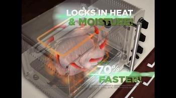 Wolfgang Puck Pressure Oven TV Spot - Thumbnail 7