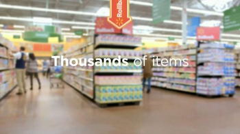 Walmart TV Spot, 'Happiness on Rollback' - Thumbnail 9