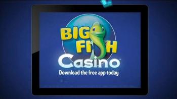 Big Fish Casino TV Spot, 'Living Large: Subway' - Thumbnail 10