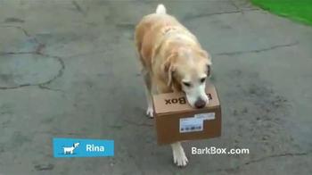 BarkBox TV Spot, 'Unboxing' - Thumbnail 1