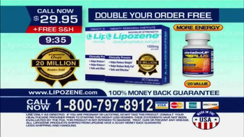 Lipozene TV Spot, '1 Million Bottles Sold' - Thumbnail 7