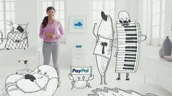 PayPal TV Spot, 'All The Places You Want To Shop'