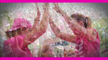 Susan G. Komen for the Cure TV Spot, 'WWE for the Cure' - Thumbnail 8