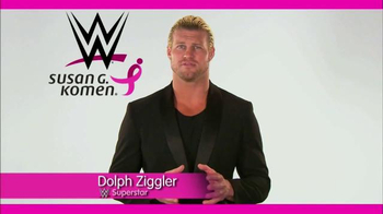 Susan G. Komen for the Cure TV Spot, 'WWE for the Cure' - Thumbnail 9