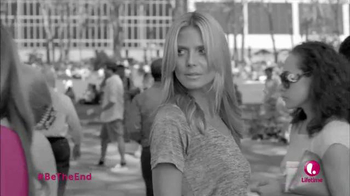 Lifetime Channel TV Spot, 'Breast Cancer PSA' Featuring Heidi Klum - Thumbnail 3