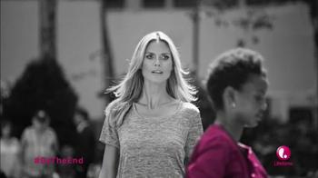 Lifetime Channel TV Spot, 'Breast Cancer PSA' Featuring Heidi Klum - Thumbnail 6