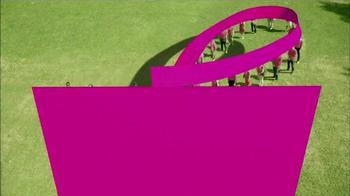 Lifetime Channel TV Spot, 'Breast Cancer PSA' Featuring Heidi Klum - Thumbnail 9
