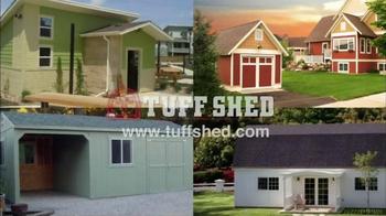 Tuff Shed TV Spot, 'Building Options' - Thumbnail 1