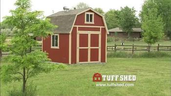 Tuff Shed TV Spot, 'Building Options' - Thumbnail 2