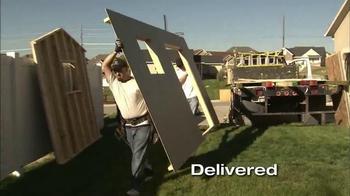 Tuff Shed TV Spot, 'Building Options' - Thumbnail 5