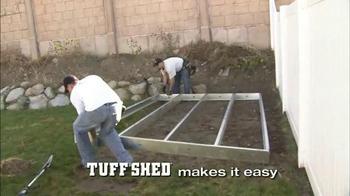 Tuff Shed TV Spot, 'Building Options' - Thumbnail 6