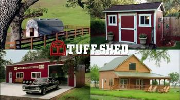 Tuff Shed TV Spot, 'Building Options' - Thumbnail 7